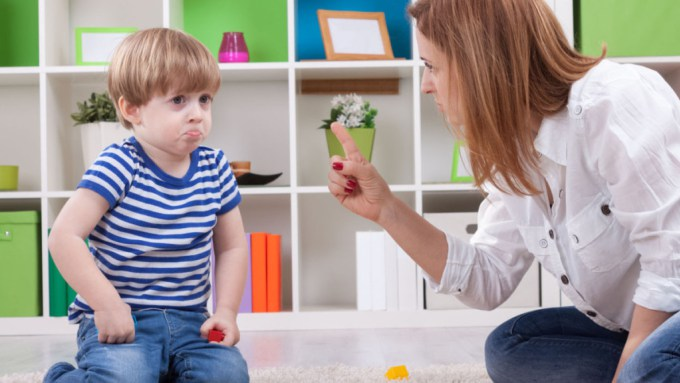 Как воспитывать ребенка без наказаний и ругани