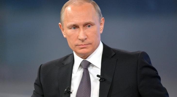 Путин одержал блестящую побе…