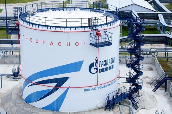 """""""Газпром нефть"""" вдвое сократ…"""
