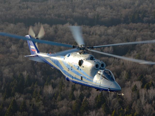 Первые изображения российского вертолета будущего появились в Сети