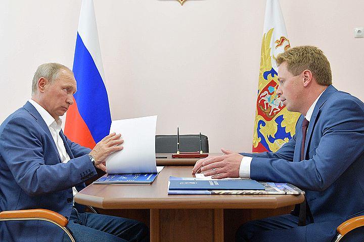 Путин - о дорогах Севастополя: Когда я сюда в первый раз приехал, у меня слезы наворачивались