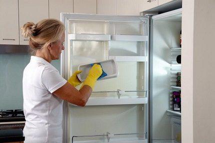 Правильная разморозка холодильника