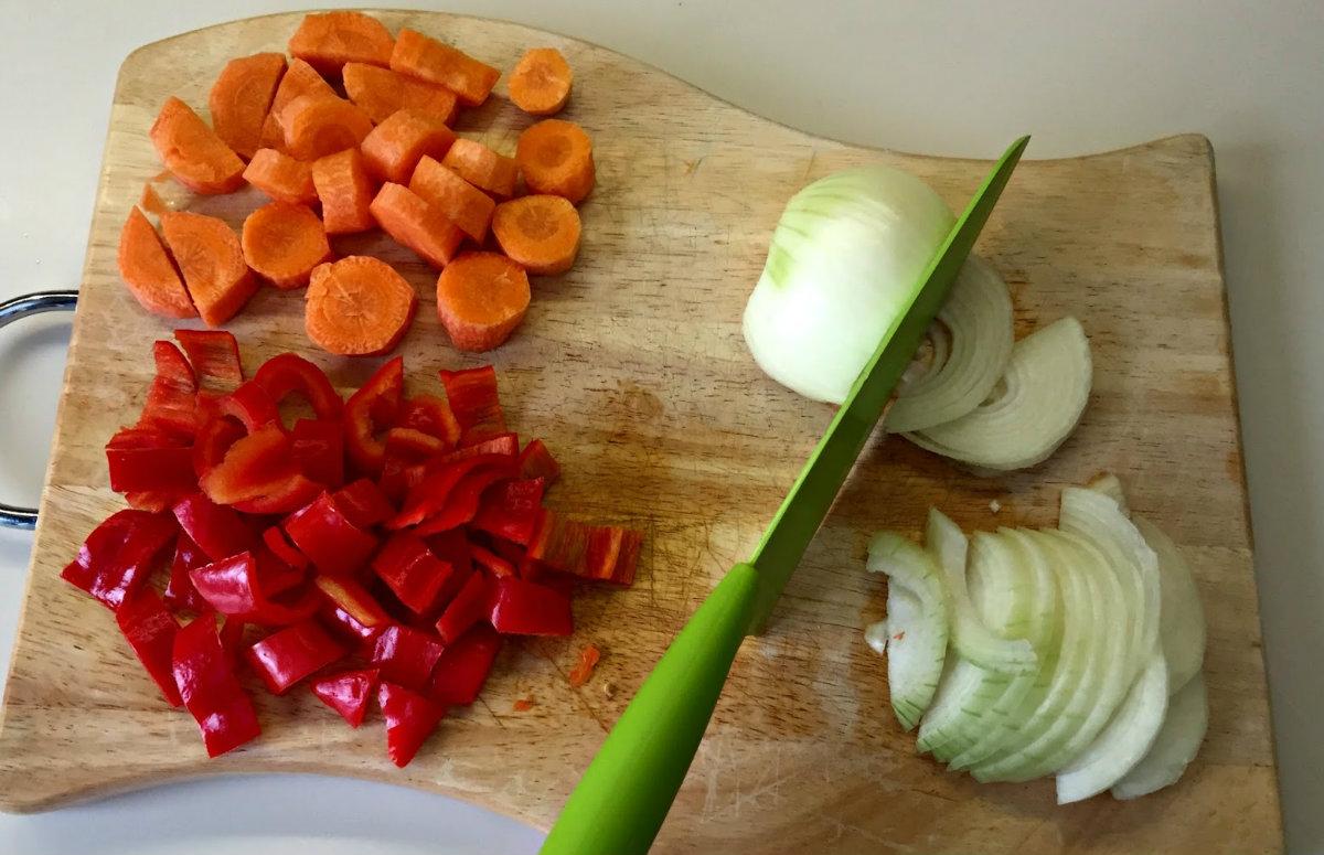 овощи в томате