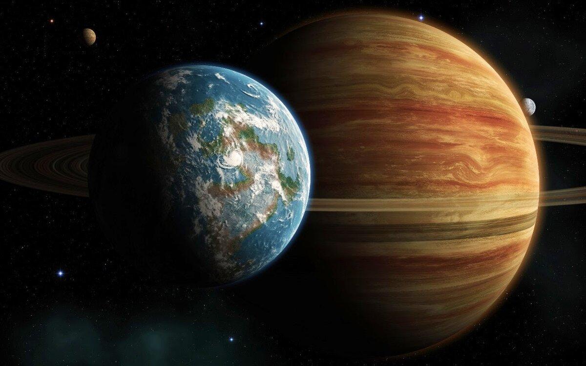 Что произойдёт, если люди попытаются приземлиться на Юпитер