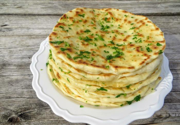 Всемирный день хлеба / Турецкие лепешки - нежный вариант!