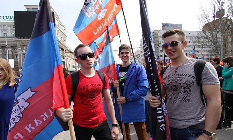 Донбасс вернуть Киеву мирным путем невозможно
