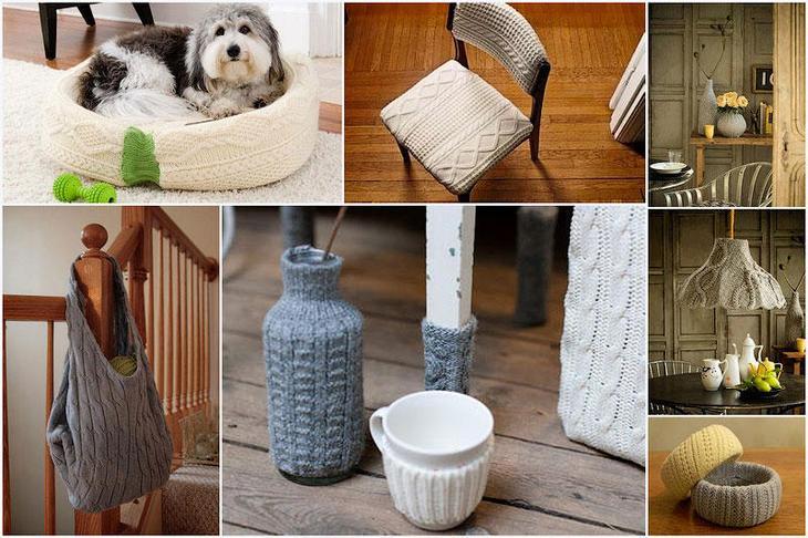 30 идей по утилизации старых свитеров