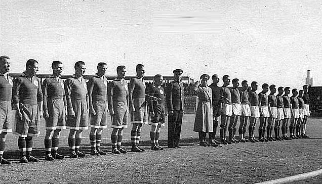 Как советские пограничники разгромили британский «Арсенал»