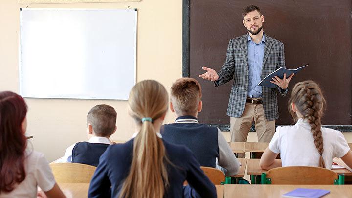 Хватит прессовать учителей!