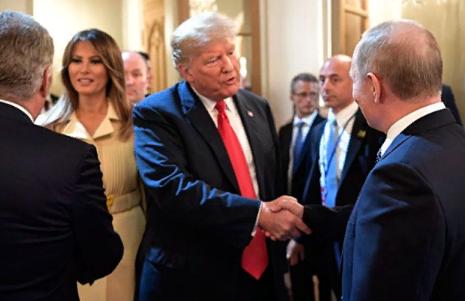 Путин подкинул в колоду Трампа несколько козырей