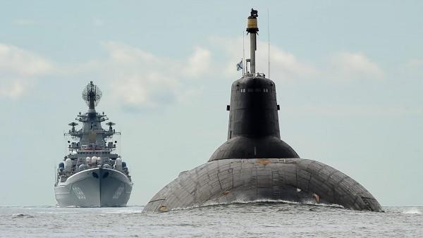 Черный гигант ВМФ России поразил иностранцев