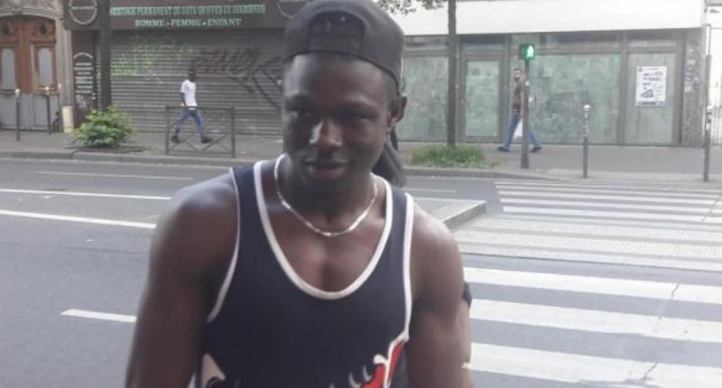 «Человек-паук» из Мали: как нелегальный мигрант стал героем Франции