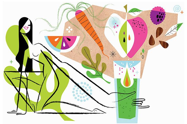 Простые способы очистить организм