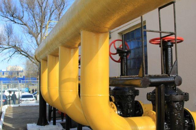 Грузия приостановила транзит газа из России в Армению