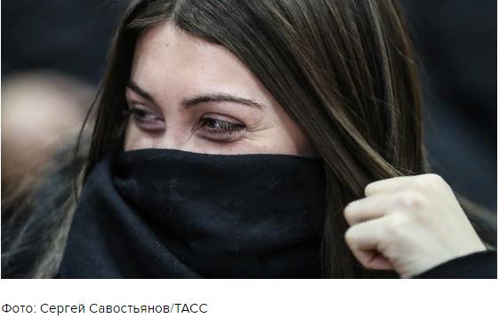 Колбасная принцесса Багдасарян снова «нагнула» всю Россию