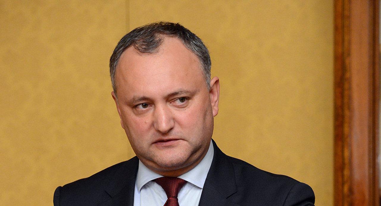 «Компромисса в этом вопросе не будет»: Додон заявил, что большинство молдаван против объединения с Румынией