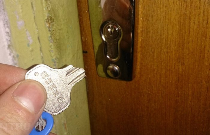 Что делать, если сломался ключ в замке