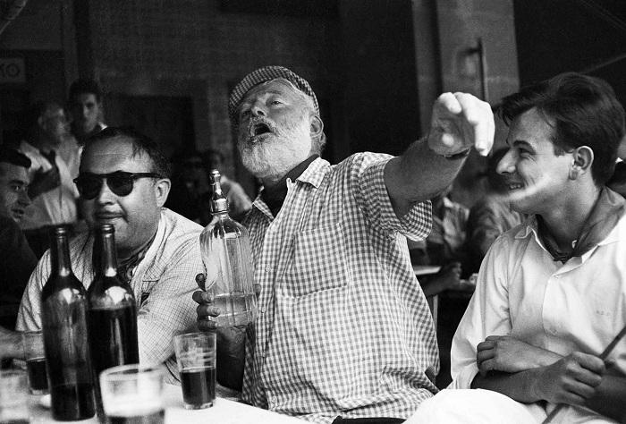 Истина в вине: любимые напитки Эрнеста Хемингуэя