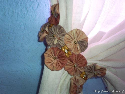 цветочки йо-йо для шторки (55) (500x375, 86Kb)