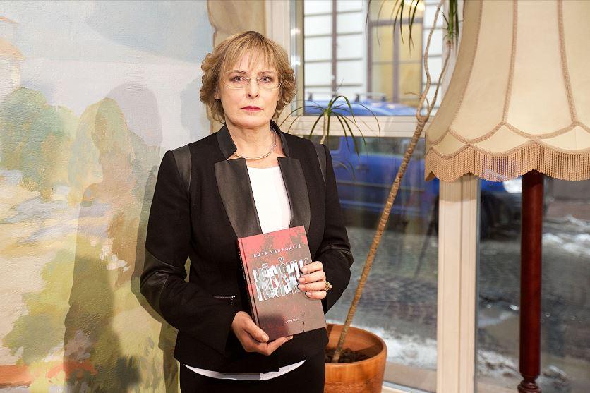 Писатель Рута Ванагайте (Литва) о своих предках - карателях и еврейских золотых