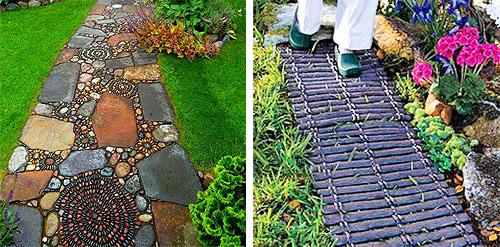 12 красивых и полезных дачных идей для сада и огорода