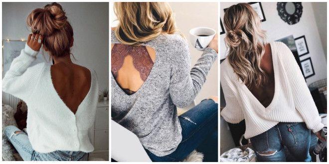 Самые красивые свитера осеньзима 201819