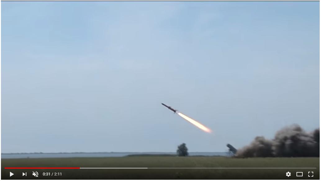«Сделана из шоколада»: в соцсетях высмеяли украинскую крылатую ракету
