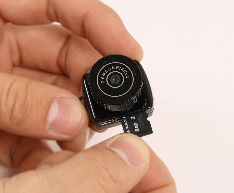 555 MAME CAM — самая маленькая камера в мире