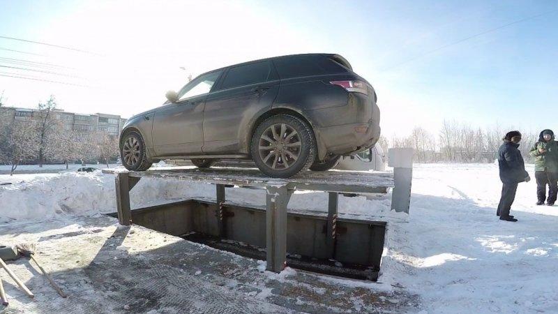 Как устроена личная подземная парковка в Челябинске