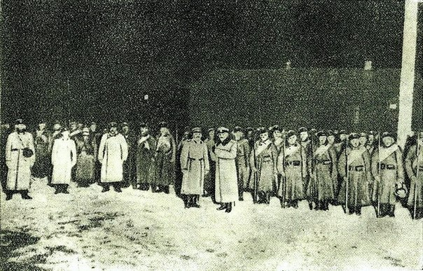 КАРАТЕЛЬНАЯ ЭКСПЕДИЦИЯ РИМАНА 1905 годa.