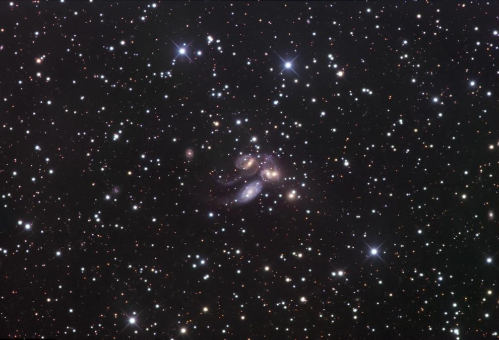 136 Роберт Гендлер: Вселенная в цвете