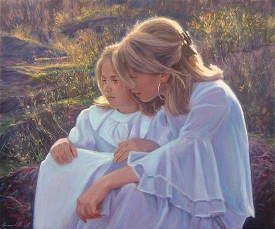 Эмануэль Гарант - канадский художник.