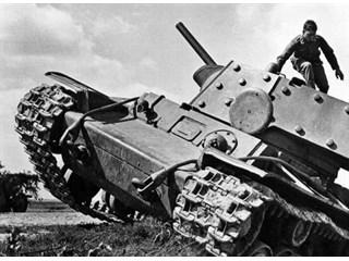 Один «КВ» против 75 немецких танков