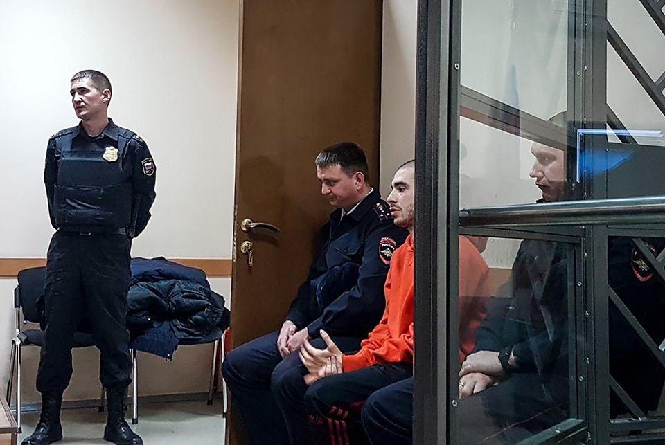 Рэперу Хаски отменили арест …