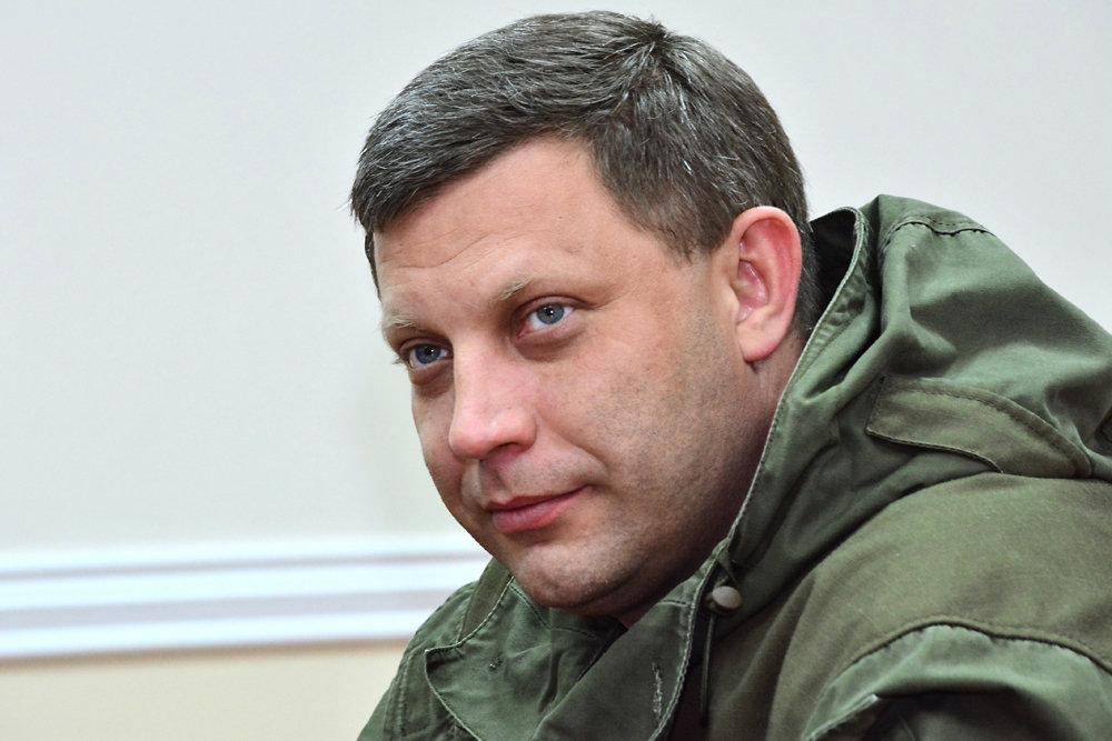 """Глава ДНР назвал власти Киева """"недоговороспособными"""""""