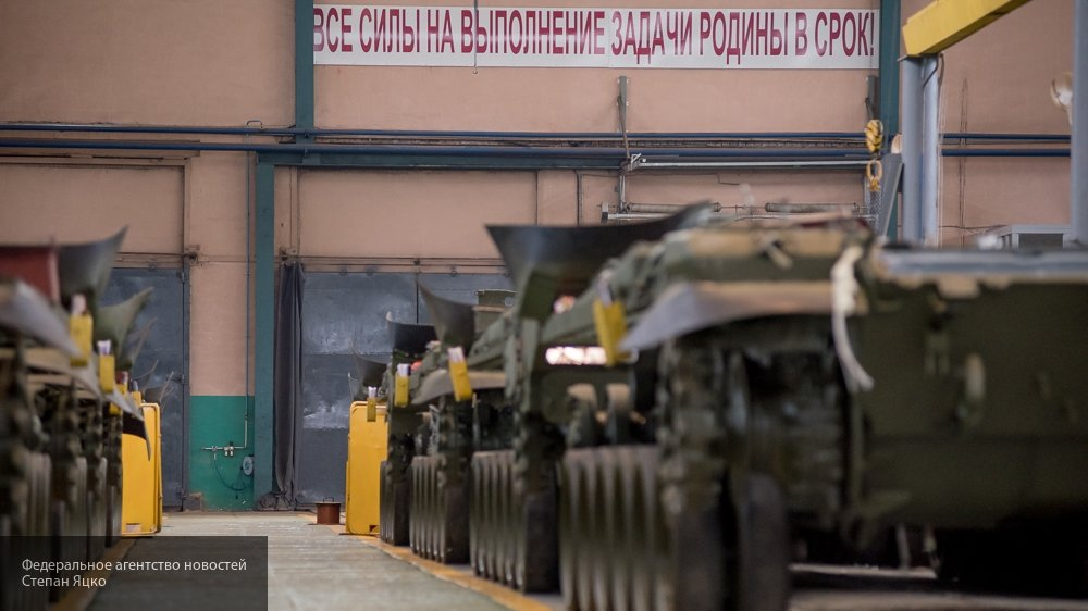России больше не нужны украинские комплектующие для военной техники