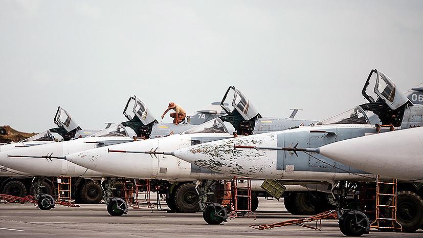 Авиация России и Сирии за двое суток нанесла сокрушительные удары по позициям боевиков