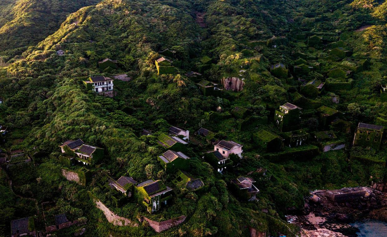 Прогулка по острову-призраку Шэншань