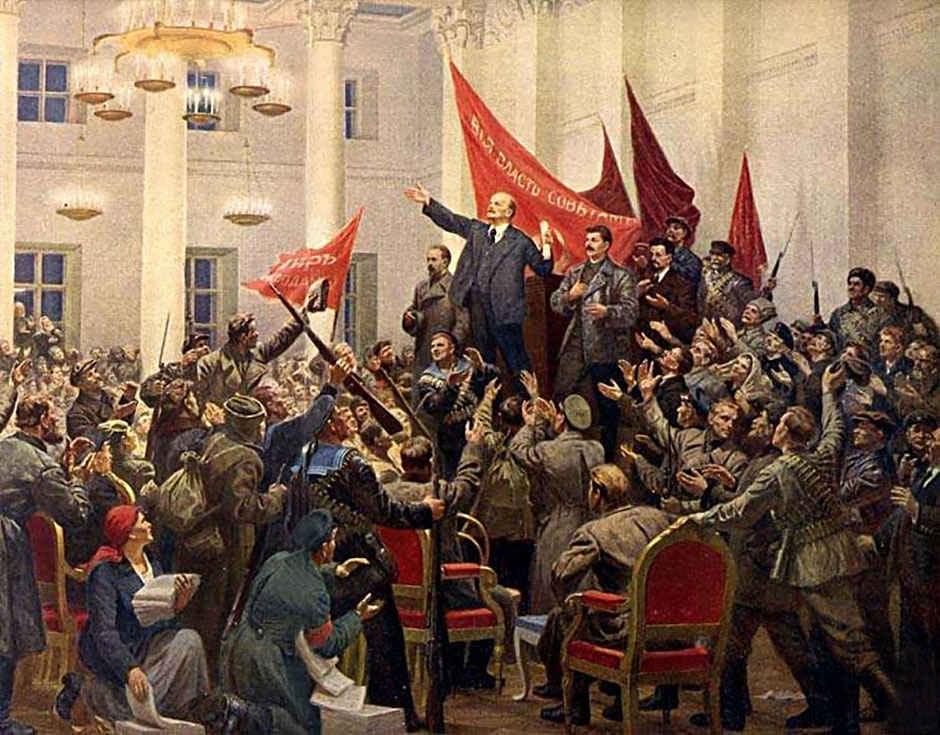 """Большевики, евреи и """"русские…"""