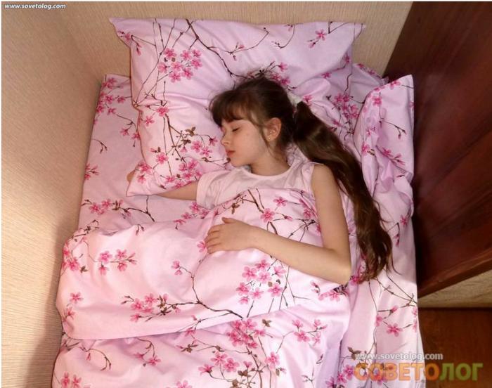 ИГОЛКА С НИТОЧКОЙ. Как сшить постельное бельё