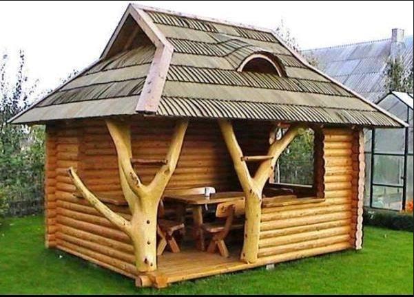Что можно сделать из дерева?