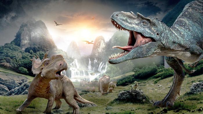 Пять удивительных вымерших существ, которые не были динозаврами