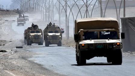 Иракская армия пошла наштурм Тель-Афара