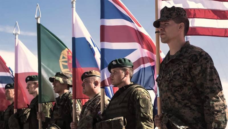 Вечерний разговор. Говорят, НАТО сужается...