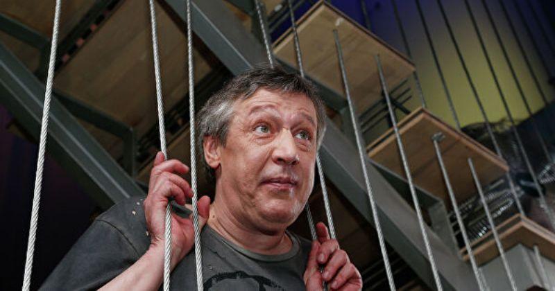 Михаил Ефремов: хроники «жизнерадостного пьяницы»