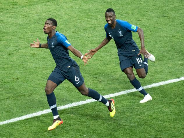 Почему сборная Франции по фу…