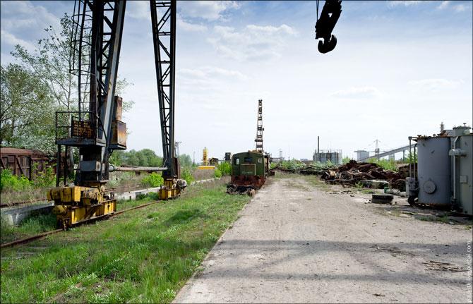 Экскурсия на Бронетанковый ремонтный завод