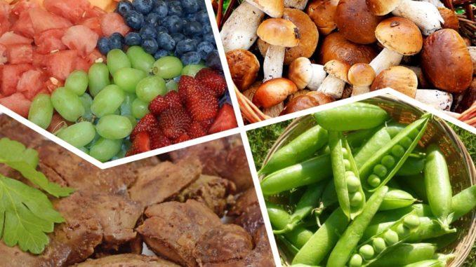 Какие продукты повышают гемоглобин?