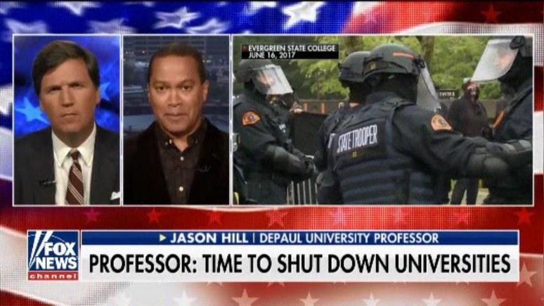 Американский профессор: унив…