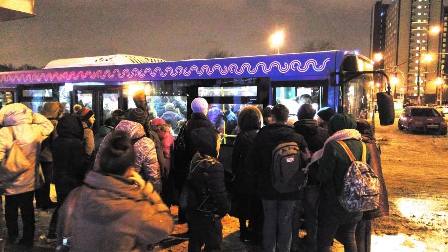 Суровая правда о московском общественном транспорте